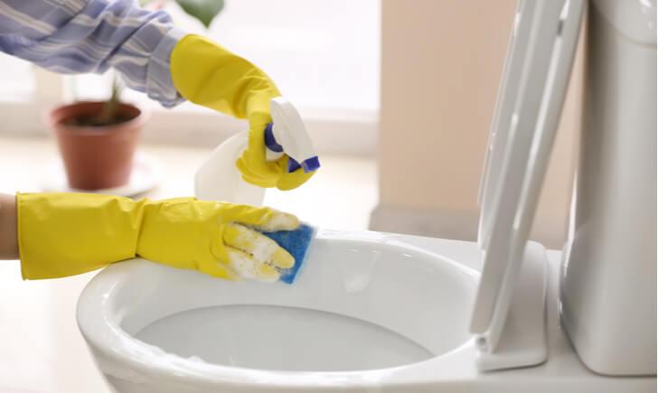忙しくてもできる時短トイレ掃除の方法