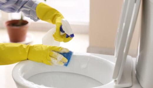 ブラシなしでトイレ掃除!トイレ洗剤は進化し続けていた!