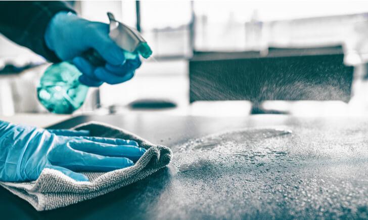 セスキ炭酸ソーダを使った掃除方法