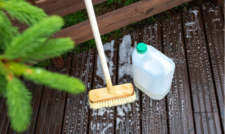 玄関の床掃除用のブラシの選び方