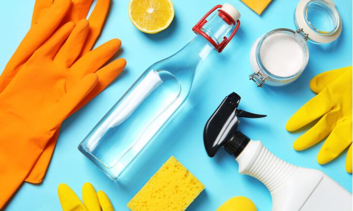 洗濯機の掃除に使用する洗剤