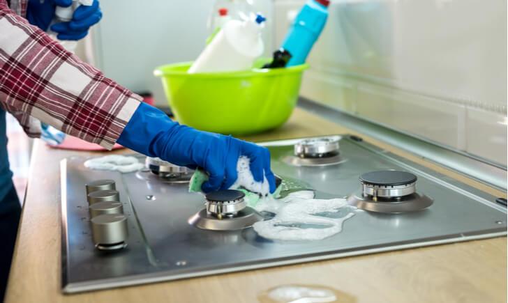 酢を使って掃除できる場所