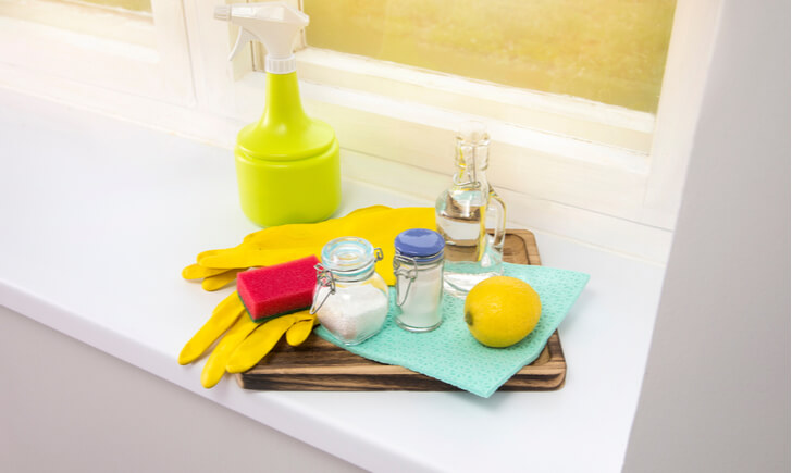 クエン酸と重曹を使った掃除方法