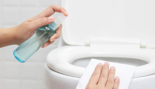 セスキ炭酸ソーダでトイレ掃除!おすすめアイテム・効果的な方法・注意点も解説