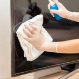 テレビ掃除の方法とやってはいけないこと|おすすめ掃除アイテム10選も!