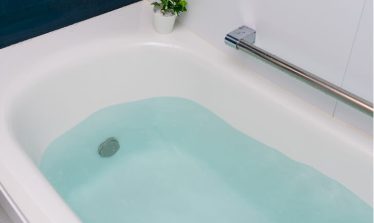 お風呂の水垢をすっきり落としてバスタイムをもっと快適に