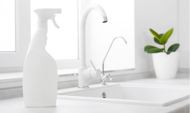キッチンのシンク掃除におすすめの洗剤6選