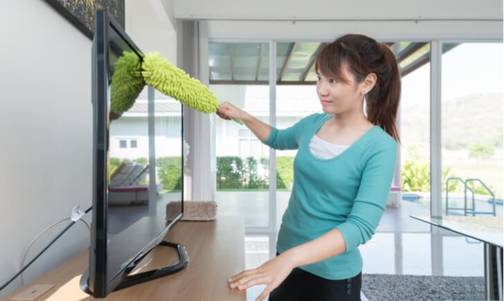 テレビ掃除に使えるおすすめアイテム10選
