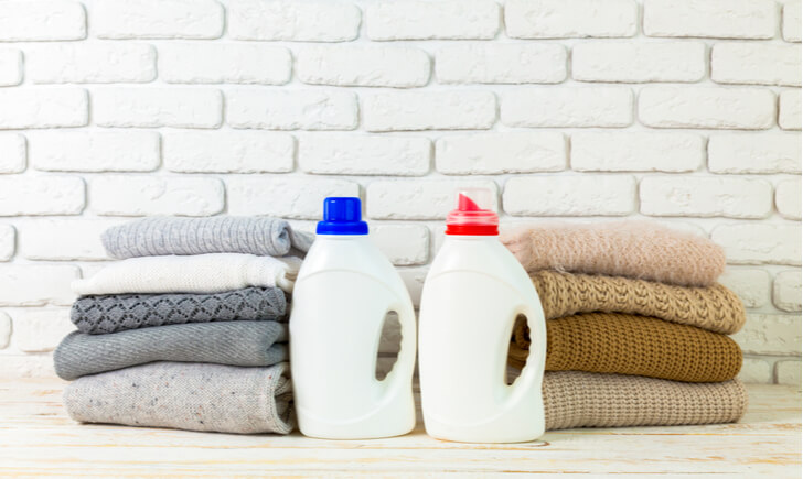 セーターの洗濯におすすめの洗剤と柔軟剤の組みあわせ3選!