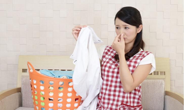 洗濯中のトラブル