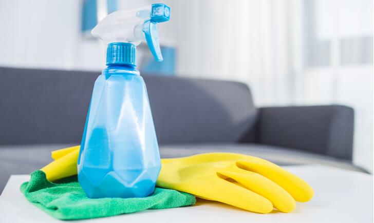 トイレ掃除にはセスキ炭酸ソーダスプレーが便利