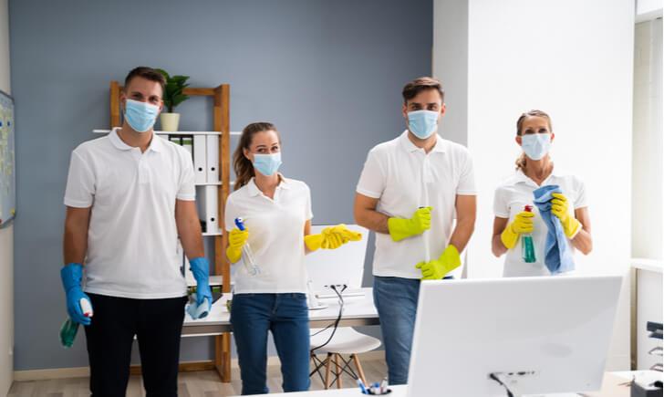 フローリング掃除が上手くいかない場合は業者に依頼するのも大事