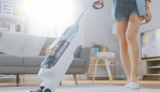 【2021年最新・徹底比較】コードレス掃除機おすすめ10選|人気メーカーや紙パック式も