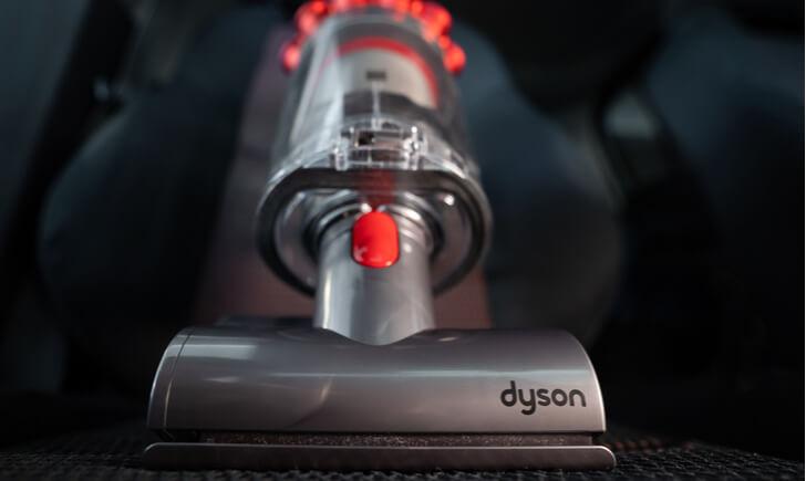 使いやすい『ダイソン』の掃除機で毎日を快適に!