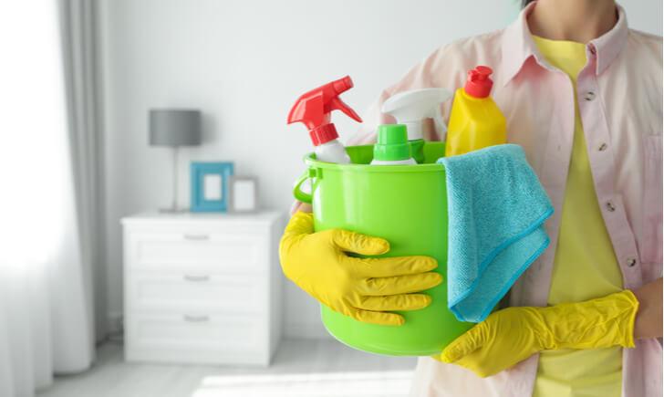 掃除用バケツは使いやすさとデザインにこだわって!