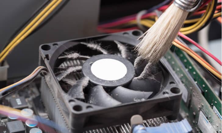 パソコン掃除の仕方・方法と手順