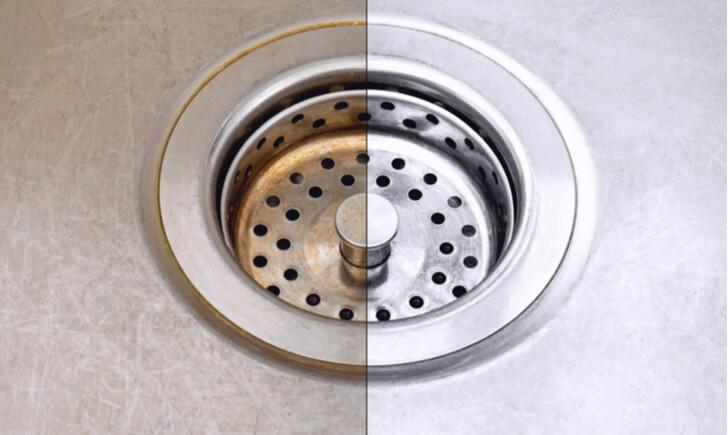 キッチンや風呂、洗面所などの排水口をこまめに掃除しよう